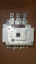 Cutler Hammer C825KN10 3 Phase Contactor 200 Amp 600v Volt 120v Coil