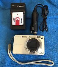 Sony Cyber-Shot DSC-W150 8.1 MP HD Digital Camera 5x Optical Zoom Lens Champagne