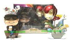 Hot Toys Avengers Infinity War Movbi & Iron Man Mark L Cosbaby