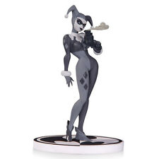 DC COMICS HARLEY QUINN BLACK & WHITE BRUCE TIMM 2ND EDITION STATUE