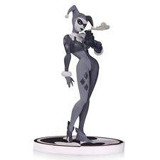 DC COMICS harley quinn noir & blanc bruce timm 2ND edition statue
