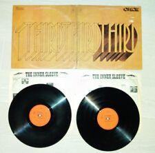 2Lp Soft Machine – Third (1970) 1st Print UK