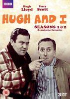 Nuovo Hugh E I - Rimanente Episodi Di Serie 1 A 2 DVD