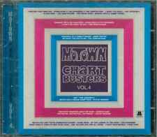 ♪♫ MOTOWN CHARTBUSTERS VOL. 4  CD-Sampler