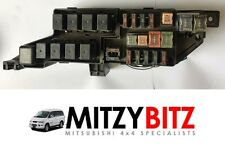 COMPLETE ENGINE BAY FUSE BOX WITH RELAYS for MITSUBISHI DELICA L400 1996-2004