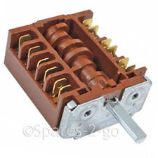 6 Position Selector Function Switch for INDESIT Cooker Hob Spare Part