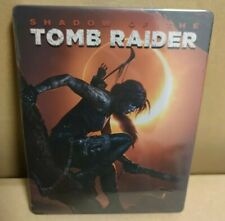 Shadow of the Tomb Raider - Steelbook - Custom - new  -no game