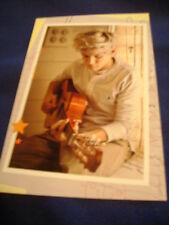 2012 ONE DIRECTION PANINI 6'X4'INCH PHOTOCARD / PHOTOPRINT  CARD #89