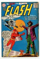 Flash, The No. 118, Tan Pages, Stains, Vg-