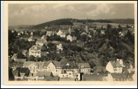 SEBNITZ Sachsen 1955 DDR Postkarte Gesamtansicht Panorama Blick über die Stadt