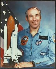 S979) Gregory Jarvis astronauta STS 51 l nasa-photograph 20,5 x 25,5 cm
