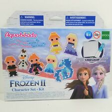 Aquabeads Frozen 2 Character Set - 7 Characters - Ages 4+ New