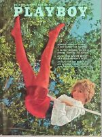 PLAYBOY JULY 1968 Melodye Prentiss Lynn Hahn Paul Newman Great Vintage Ads RRCV2