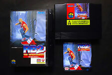 REAL BOUT 2 SNK Neo Geo AES Very.Good.Condition JAPAN !