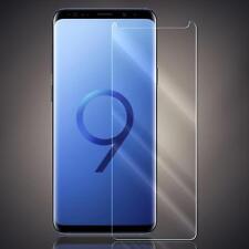 Samsung Galaxy s9 plus tanques diapositiva recubrimiento protector protección lámina de vidrio protector de pantalla