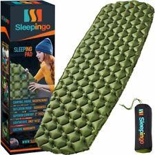 Sleepingo Camping Sleeping Pad - Mat, (Large), Ultralight 14.5 OZ, Best Sleeping