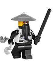 LEGO® Ninjago™ Evil Sensei Wu minifig - 70725