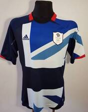 GREAT BRITAIN NATIONAL TEAM OLYMPIC GAMES 2012 HOME FOOTBALL SHIRT JERSEY ADIDAS