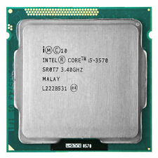Intel Core i5-3570 3570 - 3.4GHz Quad-Core  Processor CPU Only