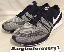 New Nike Flyknit Trainer - Men's Size 11 - Black/White - AH8396-005