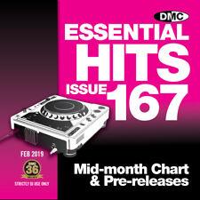 DMC Essential Hits167 (Unmixed) CD ft. Daddy Yankee, David Guetta, Sean Paul +