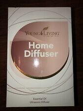Young Living Home Diffuser and Oil Bundle-Rare- No Longer Sold