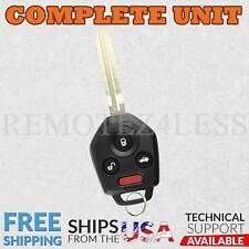 Keyless Entry Remote for 2013 2014 2015 Subaru XV Crosstrek Car Key Fob Control