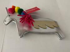 Hanna Andersson Unicorn Purse Wallet Pencil Case NWT