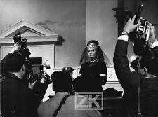 ANITA EKBERG Photographe PAPARAZZI Dino RISI Pierluigi Veuve Widow Photo 1961