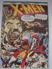 X-MEN  No1 COMIX COMIC MAMOUTH MARVEL GREECE GREEK OLD  RARE YEAR 1986
