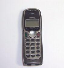 uniden tcx905 5.8 ghz one & two line cordless handset for tru9466 tru9496