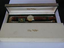 OMEGA-DE VILLE-CRONO-CAL.321-ORO 18 KT(0,750)-REF.141 010-1967-BOX-FIBBIA-TAG