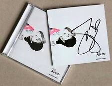 SELENA GOMEZ * RARE * 13 TRK CD w/ UK EXCLUSIVE SIGNED BOOKLET * BN&M!