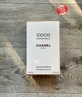 Chanel Coco Mademoiselle 3.4oz 100ml Eau De Parfum Authentic New Sealed Sale