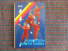 Kung fu in South China by Chen Chang Mien Martial arts 1984