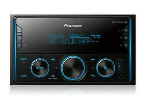 Pioneer MVH-S420BT 2-DIN Bluetooth Digital Media Receiver with USB AUX *MVHS420