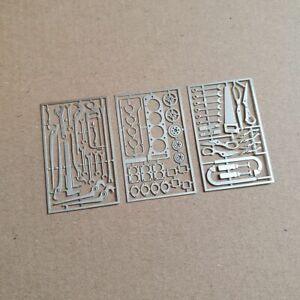 TREMONIA Universal Diorama Werkzeug Set Bundle - Tool Set bundle 1/18 New!!