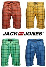 Cotton Check Chinos, Khakis Shorts for Men