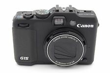 Canon PowerShot G15 12.1MP 3''SCREEN 5x ZOOM DIGITAL CAMERA