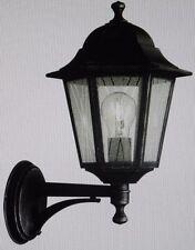 Aussenwandleuchte klassische Wandlampe Glas Außenleuchte Wandleuchte rustikal