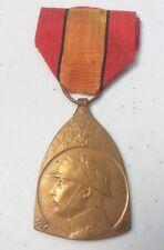 Belgium WW1 1914-1918 Great War Commemorative Medal  Herinnerings Medaille