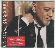 ENRICO RUGGERI CUORE MUSCOLI E CERVELLO  BOX 3 CD F.C  SIGILLATO!!!