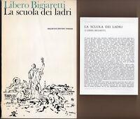 La scuola dei ladri - Libero Bigiaretti - Vallecchi 1966