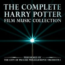 The Complete Harry Potter Film Music Collection - 2 x CD Edition - John Williams