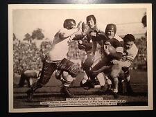 1935 R311-2 National Chicle Football Premium President Ford USC vs Michigan