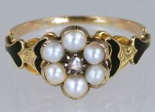 18 Carat Pearl Vintage Fine Jewellery (Pre-1837)