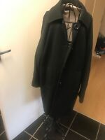 Marks And Spencer's M&S Autograph Essential Black Coat Size 10