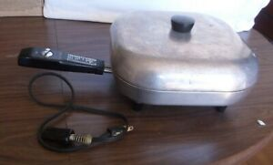 Vintage SUNBEAM Controlled Heat Automatic Frying Pan / Skillet FP