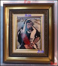 Judaïca Judaïsme La Torah et les Attributs du Culte Juif Grand Email de Limoges