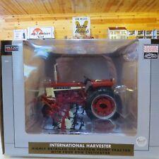 SpecCast IH 504 w/4 Row Cultivator Classic Series 1/16  IH-ZJD18-B